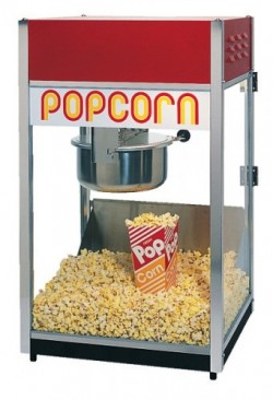 Gold Medal Popcornmaschine 6 oz 60 Special 2660EX