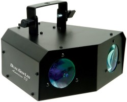 American DJ Dual GEM 2x RGB LED-Moonflower