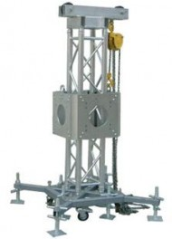 Global Truss F34 Groundsupport Tower System