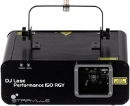 Laser – Stairville 150RGY