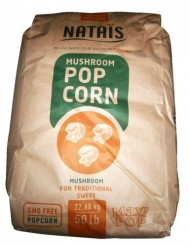 Popcornmais Maxi Pop Mushroom Yellow Large