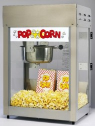 Gold Medal Popcornmaschine 6 oz Titan 2551EX