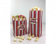 "Popcorn-Papiertüten ""Circus Desing"""